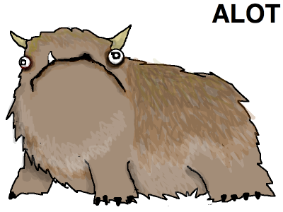 An Alot.