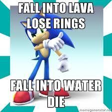 Sonic The Hedgehog Logic