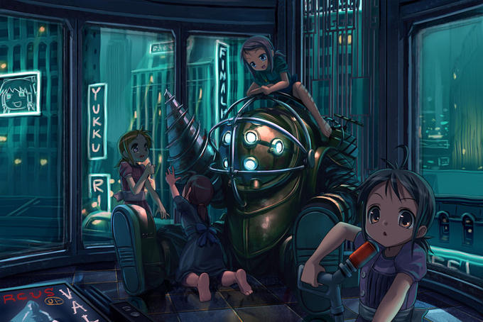 Bioshock, the happy edition