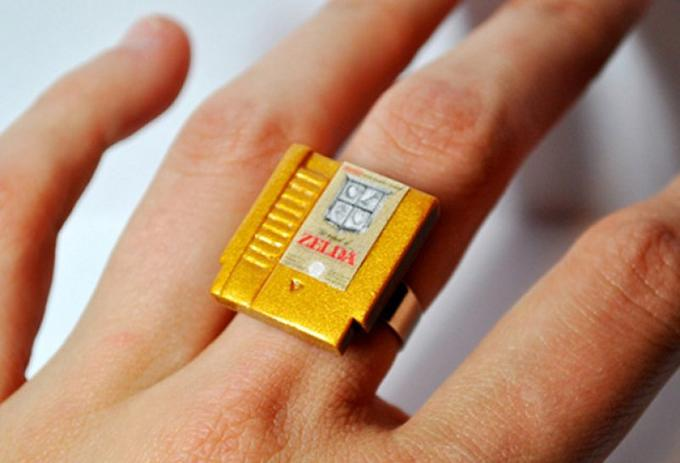 NES Cartridge Ring