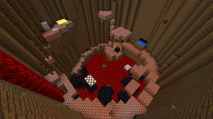 Mario 64: Lethal Lava Land Volcano