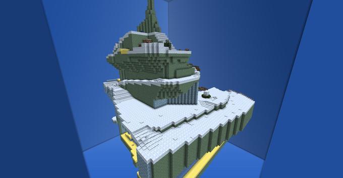 Mario 64: Cool Cool Mountain