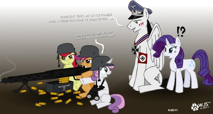 MLP Soldiers