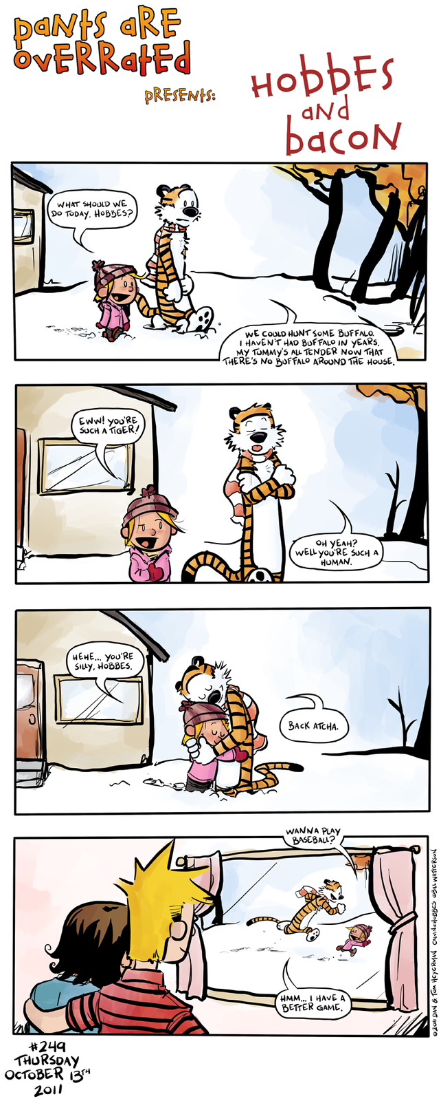 Hobbes and Bacon #4
