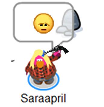 saraparil suicide