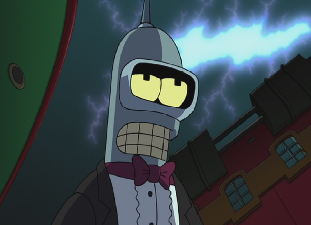 Bender The Gentlerobot