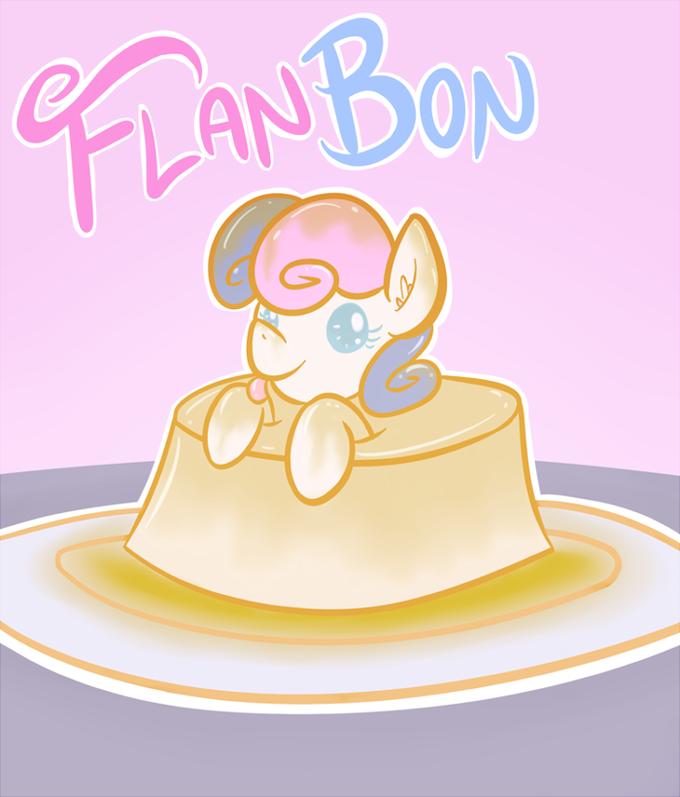 Flan Bon