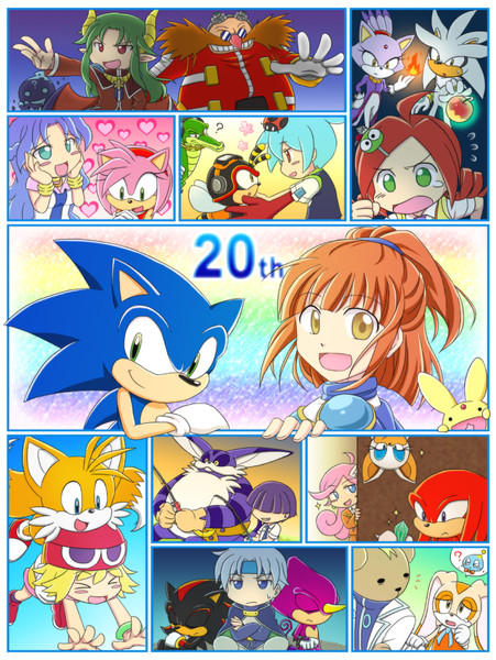 20th Anniversary Smash!!