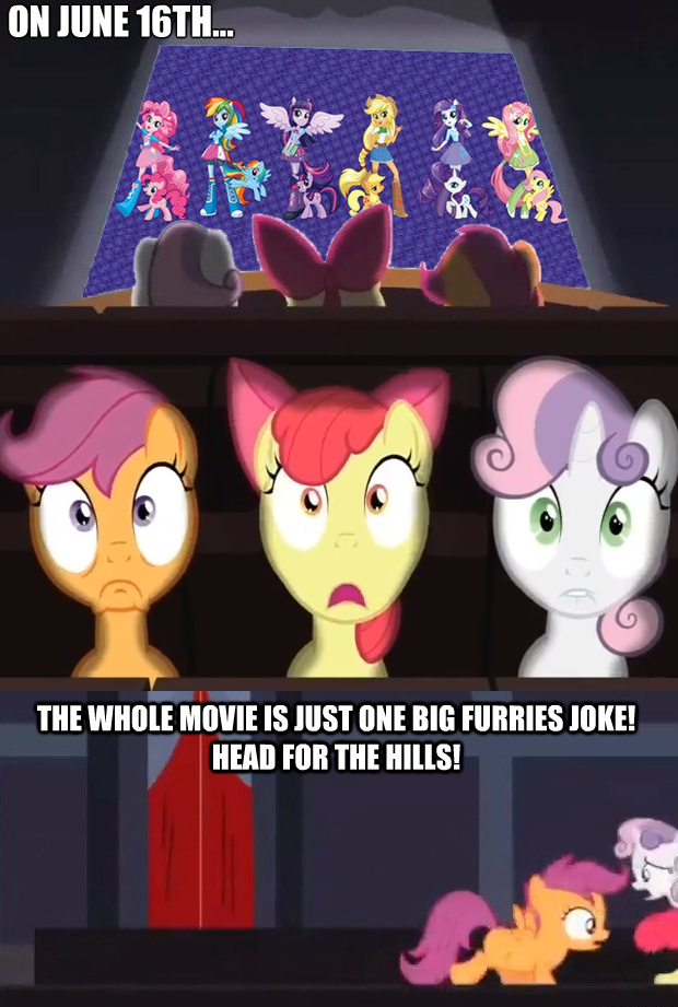 Equestria Girls movie premiere