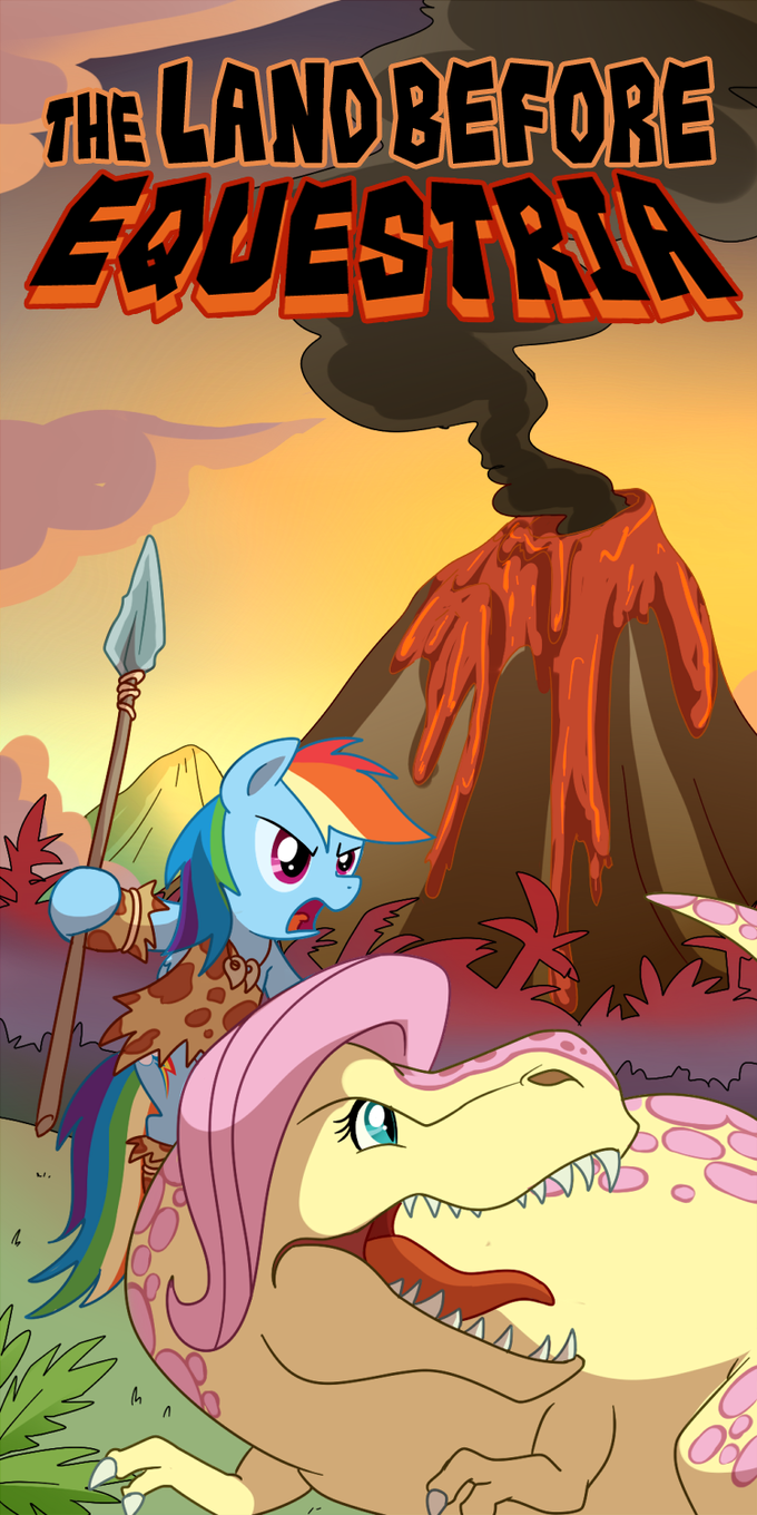 The land before equestria