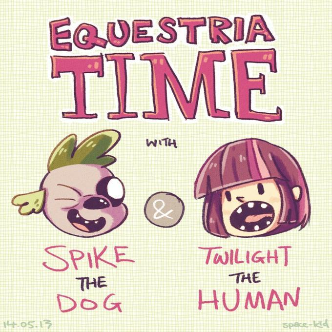 Equestria Time!