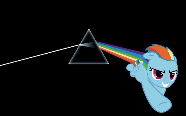The Dark Side of the Pony