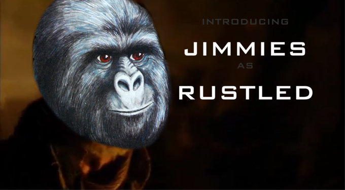 Doctor Who - Rustled Jimmies