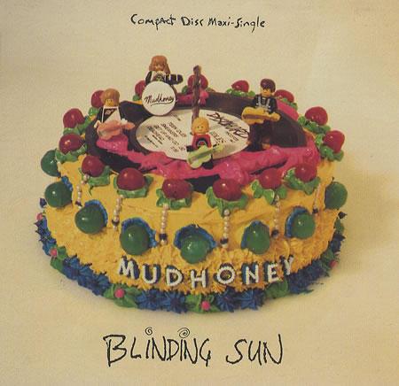 Mudhoney - Blinding Sun (single)