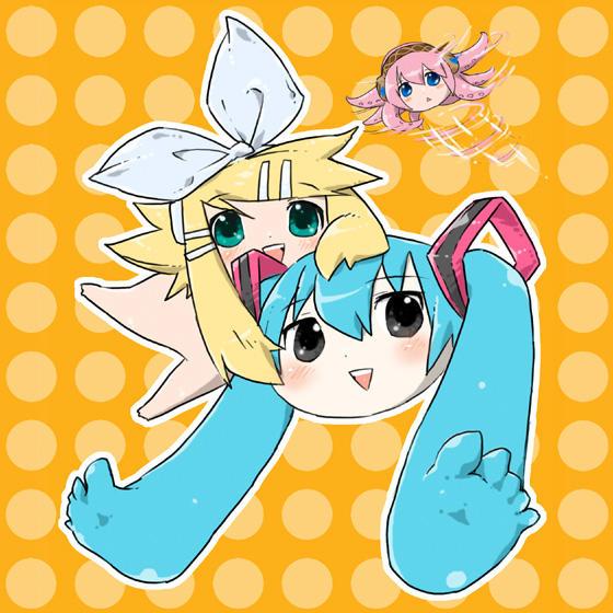 【企画】リンの幼虫 描 か な い か ?