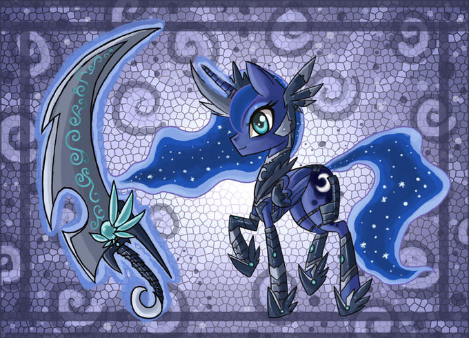 Battle Luna