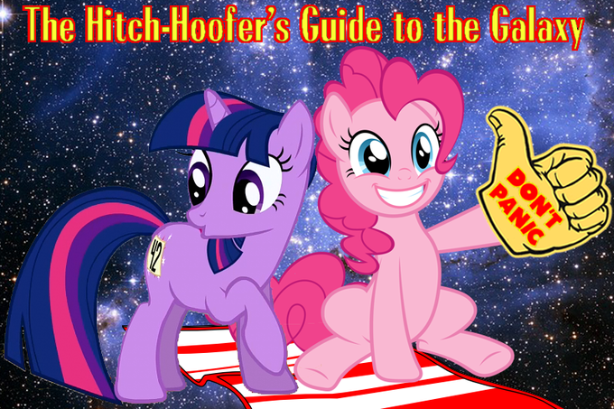 The Hitch-Hoofer's Guide To The Galaxy