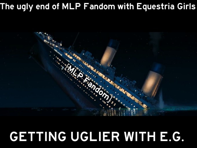 How the MLP fandom ends
