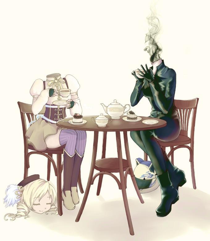 Headless Tea Party