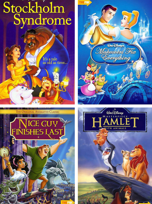 Thanks Disney