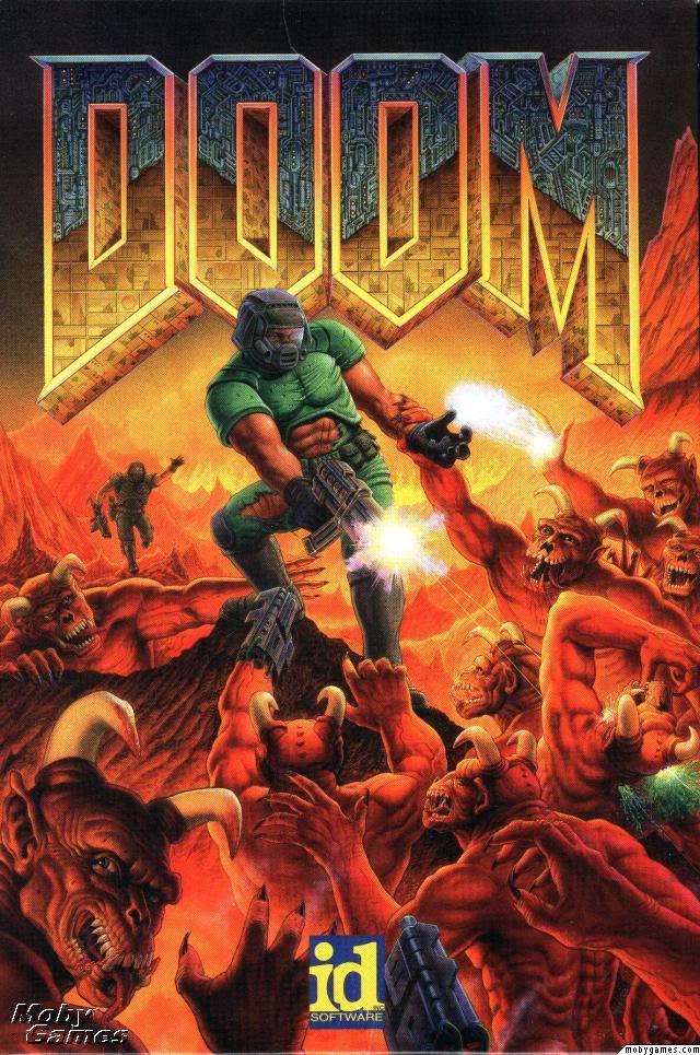 Doom I Box Art
