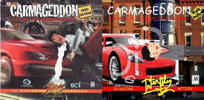 Carmageddon 1 in clipart