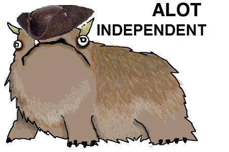 aLOT iNDEPENDENT