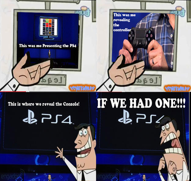 PS4 CONSOLE REVEAL!!