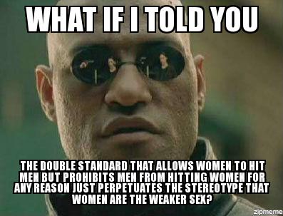 I forgot how to feminist
