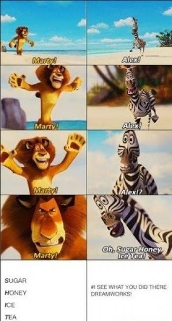 Madagascar Secret Message