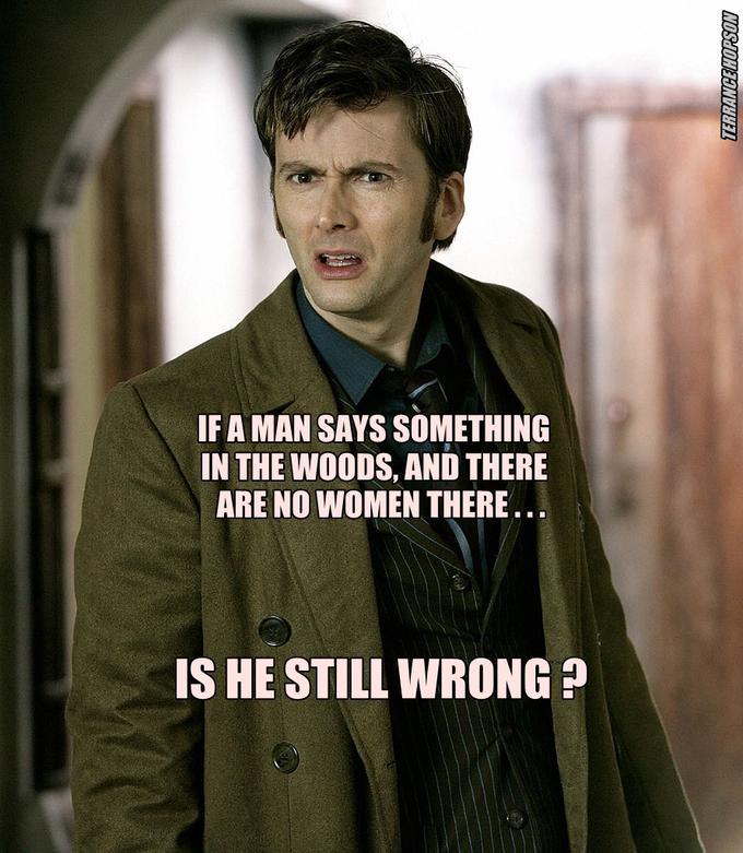 Still Wrong?
