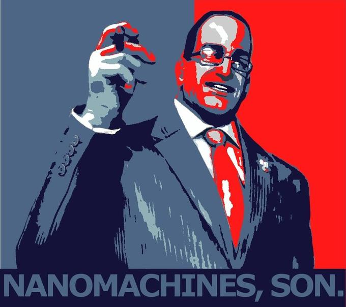 Vote Armstrong
