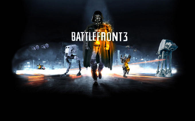 Star Wars Battlefront/Battlefield 3 The Empire