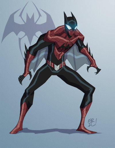 The Amazing Spider-Bat