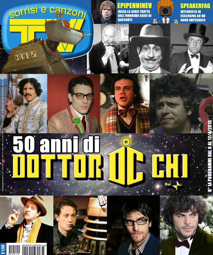 TV Sorrisi e Canzoni - Dr. Chi 50 anni