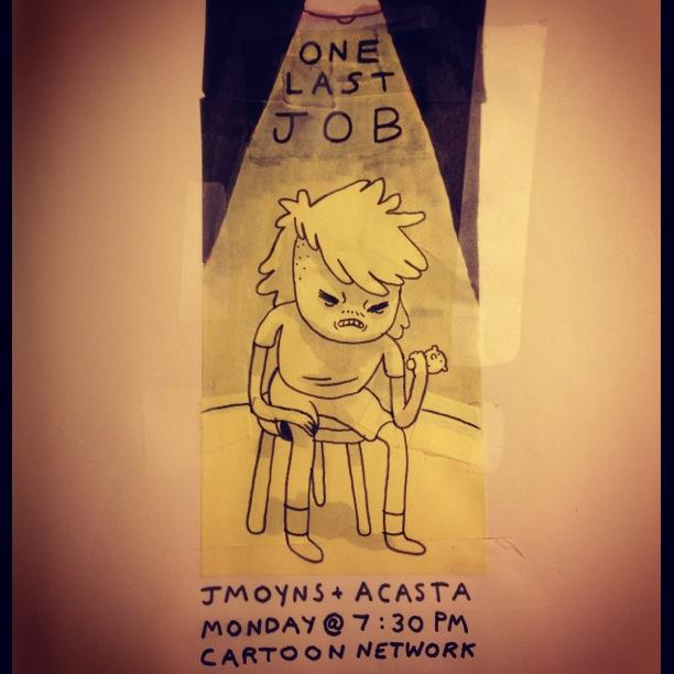 One Last Job Promo Art