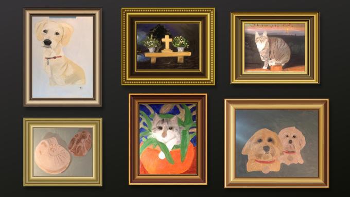 Paintings by George W. Bush