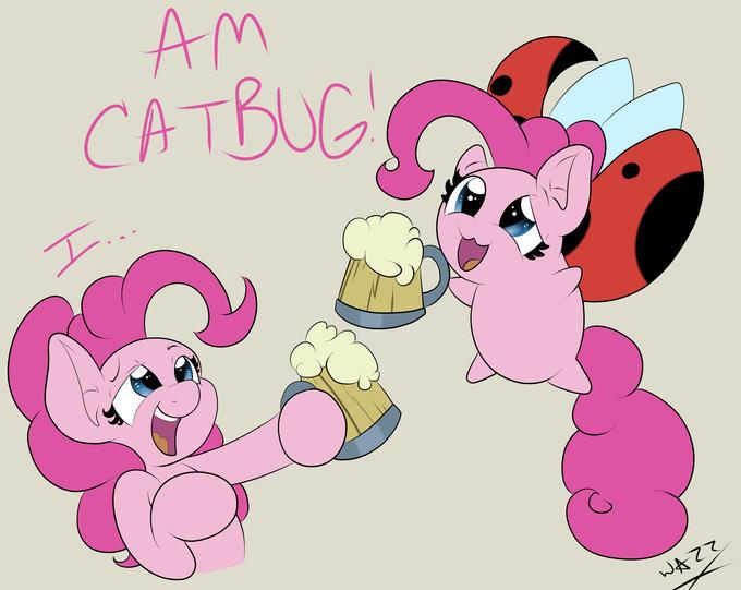 Pinkie bug