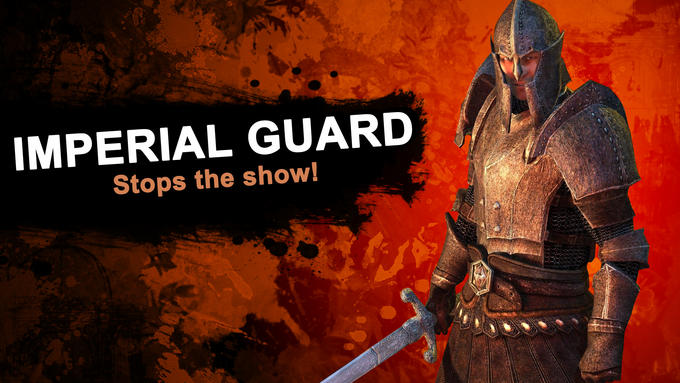 Imperial Guard From Oblivion