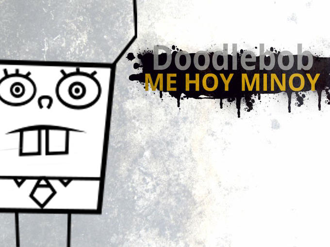 Doodlebob joins Smash!