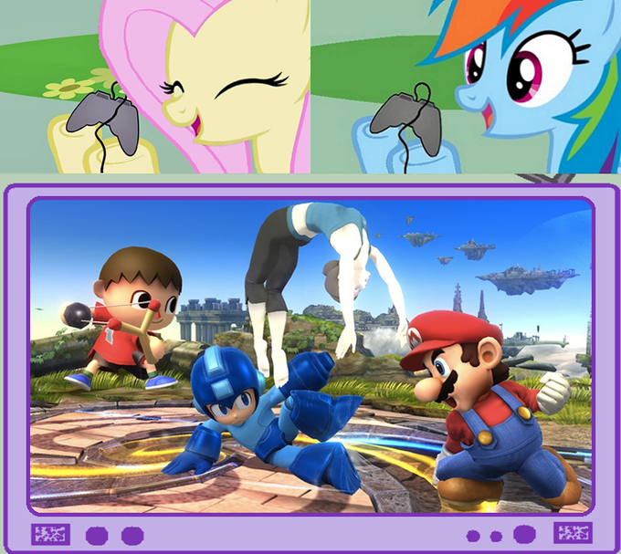 What's all good in Smash Bros. WiiU So Far