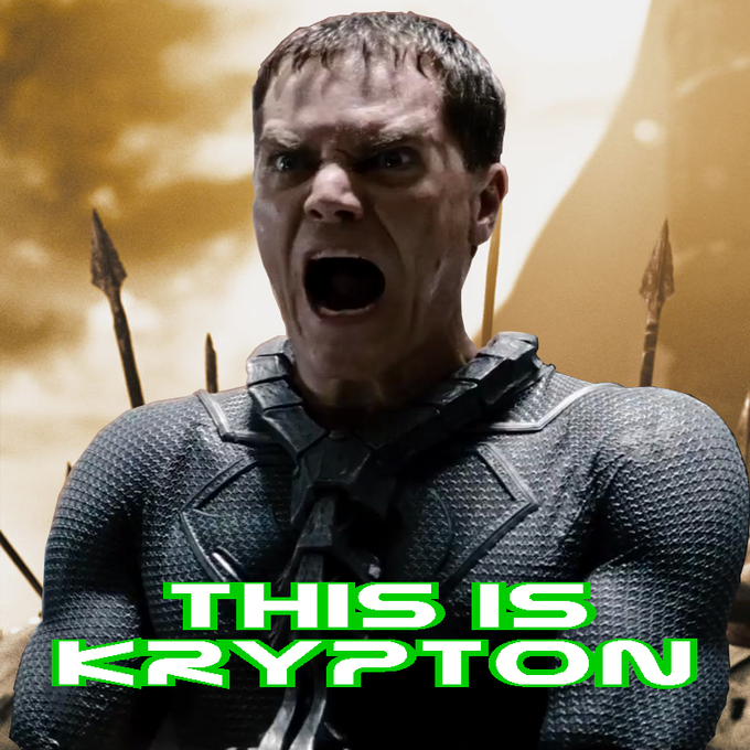 This is Krypton