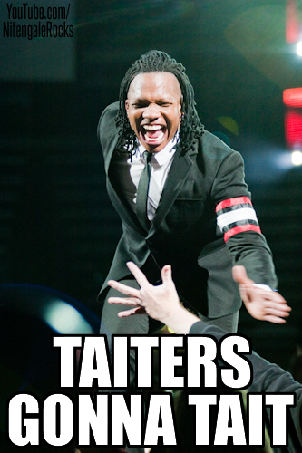 Michael Tait - Taiters Gonna Tait
