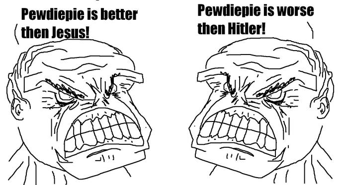 The only difference between fanboys and haters