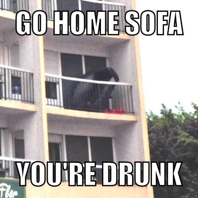 Go home sofa