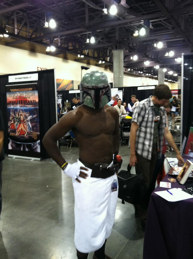 The Fett Your Fett Could Smell Like