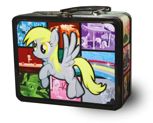 Derpy Tin Box