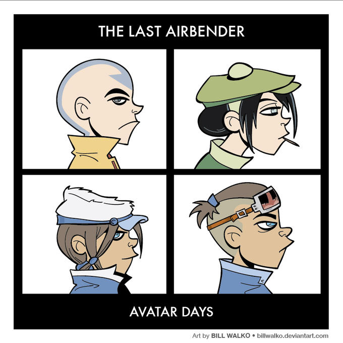 The Last Airbender - Avatar Days