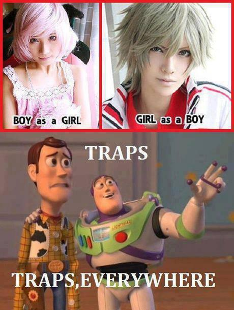 Traps, everywhere