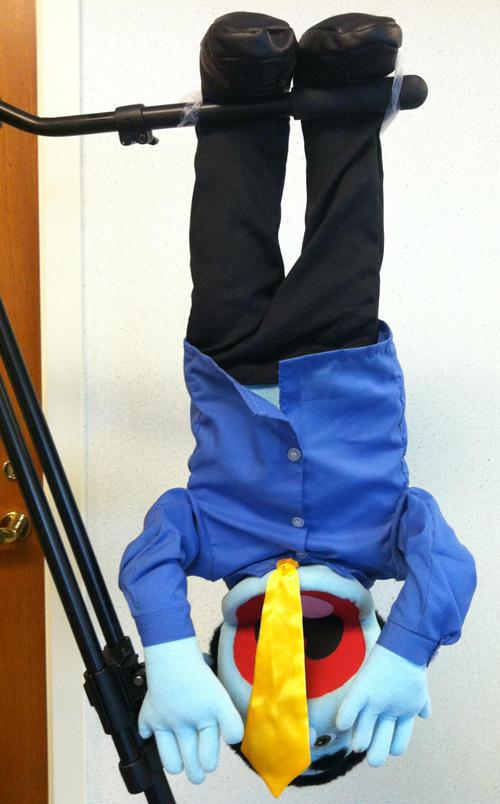 Puppet Batmanning